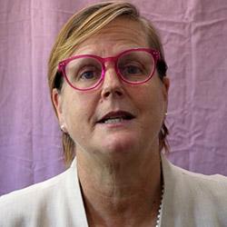 Dr. Harriet Hopf