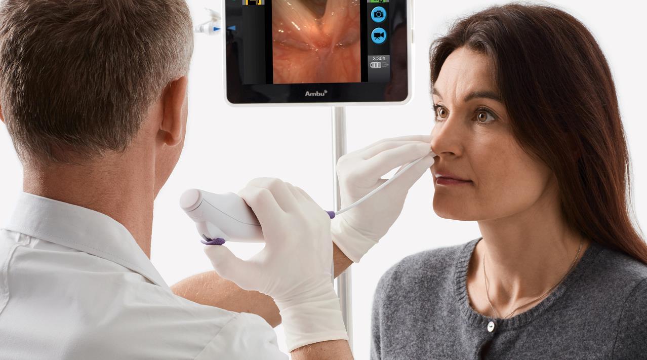 Endoskopie in der HNO
