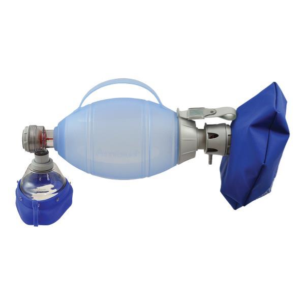 Ambu® Oval Plus Silikon-Beatmungsbeutel